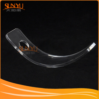 Alibaba Factory Directly Acrylic Clear Wine Display Stands