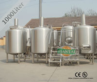 Wheat beer used brewery equipment europe