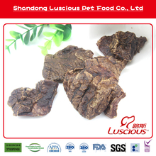 Dried Beef Lung Private Label Pet Treats Factory China