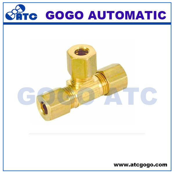 2016 made in china Reliable Quality copper plumbing compression fittings