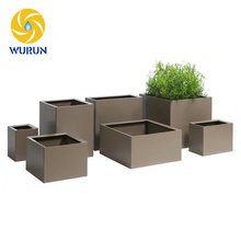Elegant Style Indoor Decorative 12 Inch Plant Pot Containers For Plants Pot With Flower