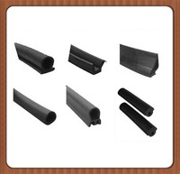 lele supplier custom high quality waterproof car/window rubber seal