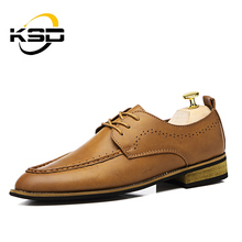 Wholesale Casual Men Shoes New Fashion Leather Shoes For Men