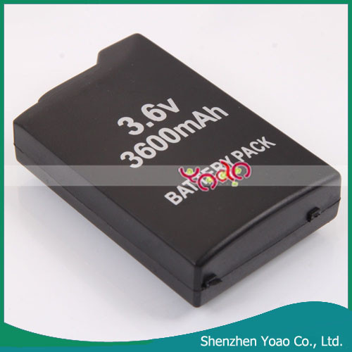 3.6V 3600mAh Rechargeable Battery Pack For Sony PSP 1000