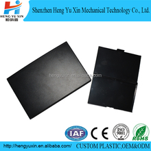 Injection molding factory manufacture black eye shadow casing cover