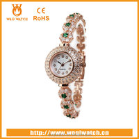 colorful stone all diamonds watch for girl
