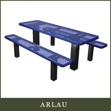 Arlau outdoor party tables and chair,bbq table and chairs set,table and chairs combination