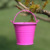 Coloured Mini Metal Bucket Candy Favours Box Pail Wedding Party Gifts (FL361)