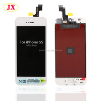 100% Guarantee Quality LCD For iPhone 5C LCD Screen Display With Touch Screen Digitizer Assembly Black +Tools