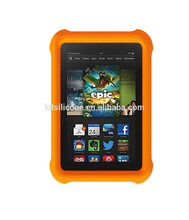 FDA GRADE kid shockproof case cover for amazon kindle fire hd6'',case for kindle fire hd6,rubber bumper case for kindle fire hd6