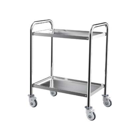 Stainless Steel Medical Trolley