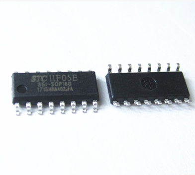 Original STC (macro crystal) patch STC11F05E-35I-SOP16G single chip SOP-16 <strong>u2</strong> ic