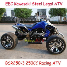 New EEC 250CC Road Legal Racing ATV with Two Seat