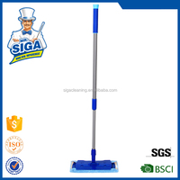 Mr. SIGA 2015 hot sale Easy Clip on Cleaning flexible mop