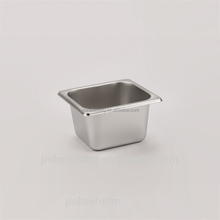 Industrial Kitchen Equipment 1/6 Standard Size GN Pan (100mm depth)