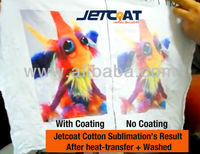 Jetcoat Cotton for Sublimation