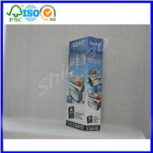 offset printing corrugated cardboard carton box for SUMMIT cooler with table top packing china supplier