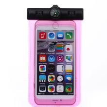 Fast delivery universal phone Waterproof Bag for iphone 6/for iphone 6 plus