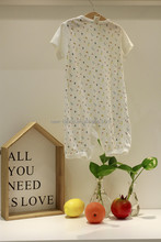 Plain single service onesie baby romper baby short sleeve bodysuit
