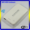 "Hot! Wireless 2.5"" WIFI HDD Enclosure Hard Drive Case SATA USB 3.0 Support Up to 2TB"