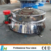 Professional small vibrating flour sifter