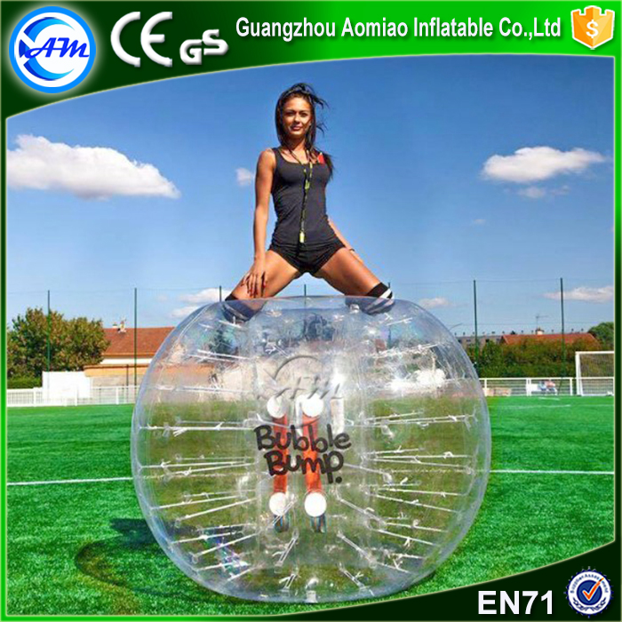 Cheap funny human size inflatable body bumper <strong>ball</strong> prices for adult