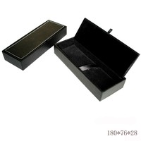 best-selling folding rectangle plastic pen gift box fountain pen packing box pen box