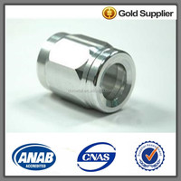 cnc mechanical machine part / carbon bearing /cnc lathe machine