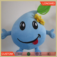 big size Custom cartoon advertising mascot figure