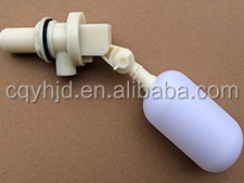"1/4"" To 2"" Inch Plastic Water Tank Float Valve (Ballcock)"