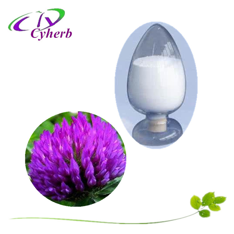 Factory price & Free sample /Total Flavone/Red Clover P.E 8% 10% 20% 40% 60% 80%