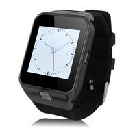 Bluetooth Smart watches DZ09 for iPhone Samsung Android Cell Phone SIM card anti-lost touch screen Smart Watch Fitness Tracker