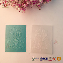 Scrapbook embossing folder for card making