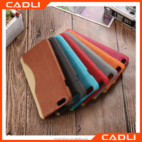 2016 PU Leather Back Cover For Iphone 6 6S Of soft leather Card Holder Phone Case