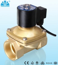 Yongchuang brand YCDF1 24v IP68 fountain high frequency solenoid valve