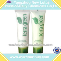 30ml Hot sales high qulity hotel Cosmetic /body lotion/shower gel tube