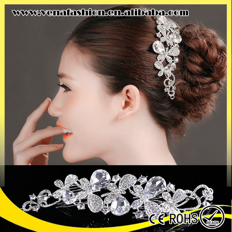 chinese wedding apparel accessories bride hair accessories