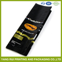 Chinese Factory Top Quality Plastic Resealable Empty Tea Bags For Sale