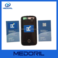 Good quality greatful design sticky mobile phone screen cleaner
