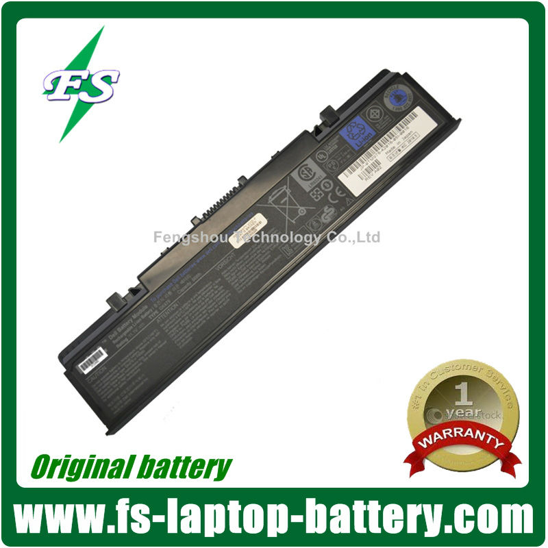 Wholesale TYPE GK479 GR986 GR995 NR222 NR239 11.1V56Wh original laptop battery for Inspiron 1520 1521 1720 1721 Vostro 1500 1700