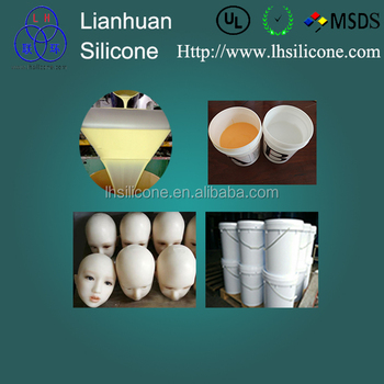 RTV Silicone prosthesis silicone insole making silicone rubber