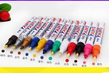 Paint pen Six color anti-counterfeiting 12 color is complete Metal pen PN6995