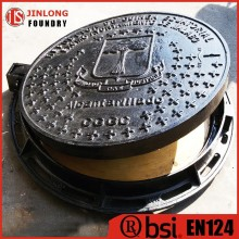 top quality manhole cover round