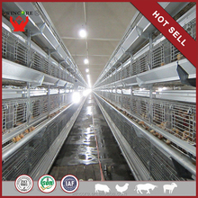 China Supplier Design Layer Chicken Cages For Kenya Poultry Farm