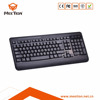 2016 hot sale MEETION brand cheap Wired Multimedia Desktop Keyboard for PC