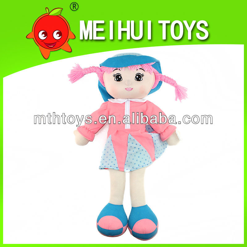 funny 24'' girl plush toy
