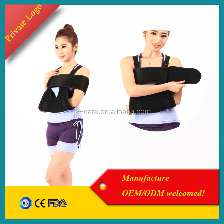 forearm immobilizer sling orthopedic arm brace for arm immobilization support
