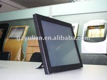 "Touch screen computer ---open frame 17"" monitor/touch computer monitor/Wall mounted touch screen display"