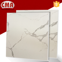 Global Glaze New Products Full Polished Karara Glaze Porcelain Tile Prices