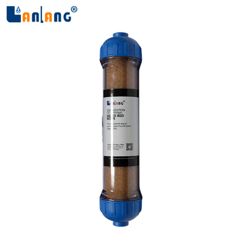 lab supply deionized water di resin cartridge supplier